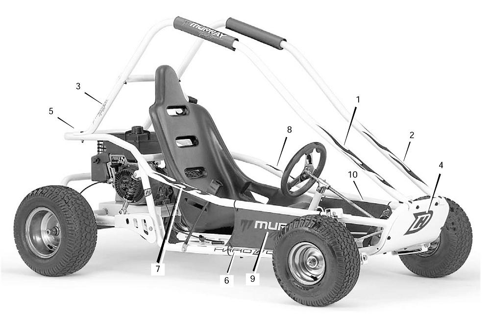 Parts: Go Kart Parts